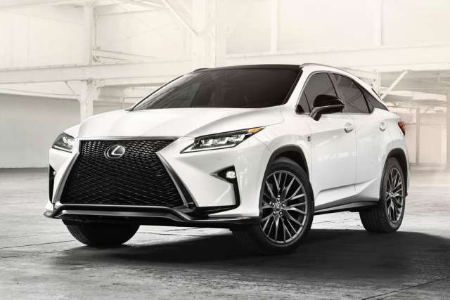 Research 2017                   LEXUS RX pictures, prices and reviews