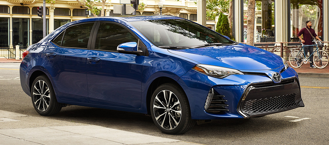 2017 Toyota Corolla Xse Cvt Review Indo Canadian Voice