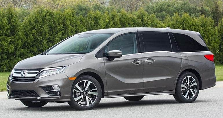 All-New 2018 Honda Odyssey Minivan now on sale | Indo-Canadian Voice