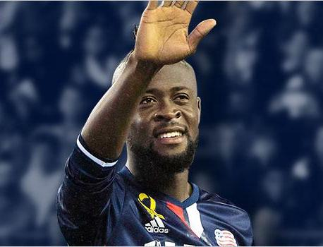 Vancouver Whitecaps land Kei Kamara in trade with New England