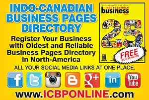 Business Directory | Indo-Canadian Voice