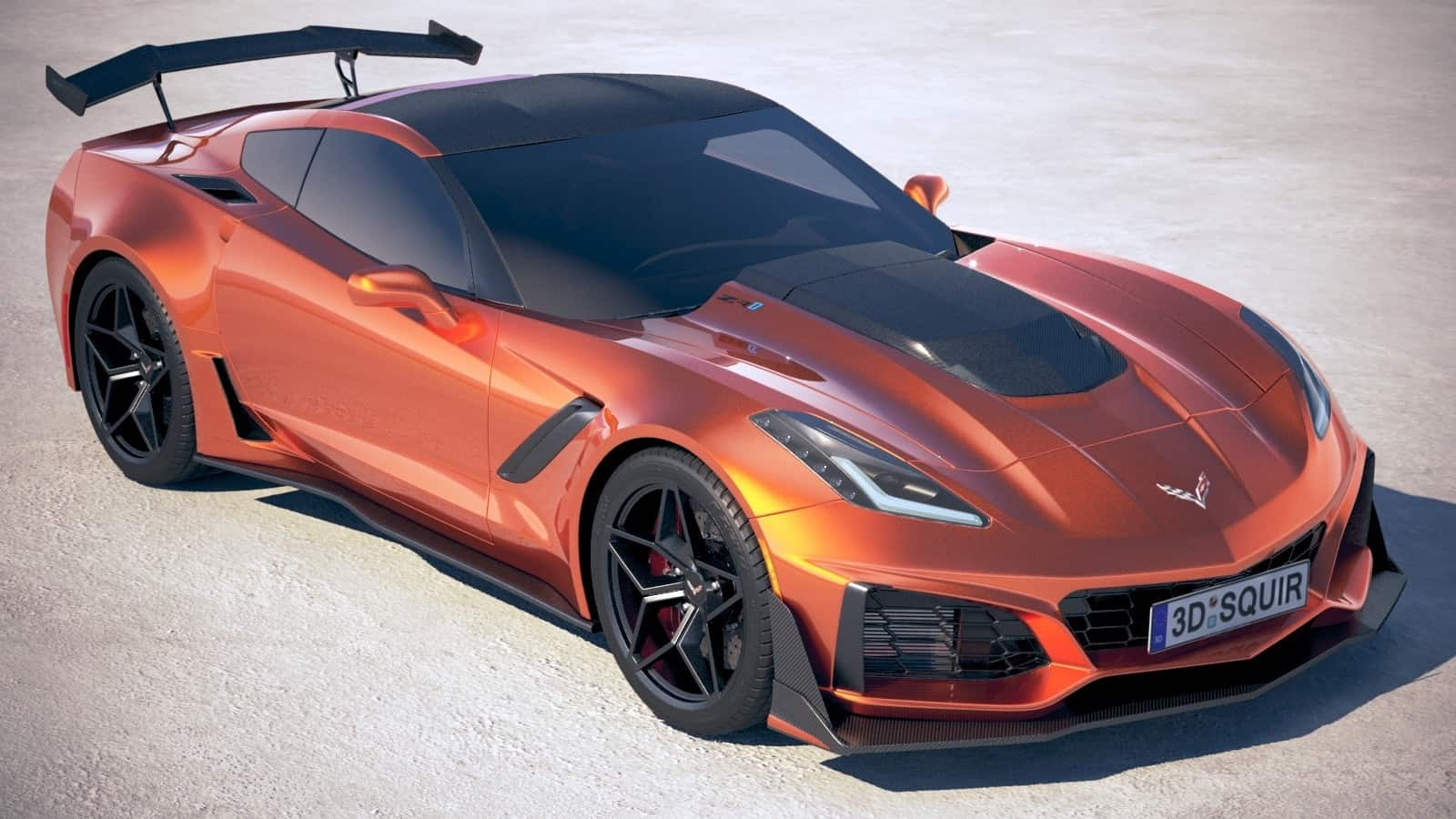 2019 Corvette Zr1 Return Of The King Indo Canadian Voice