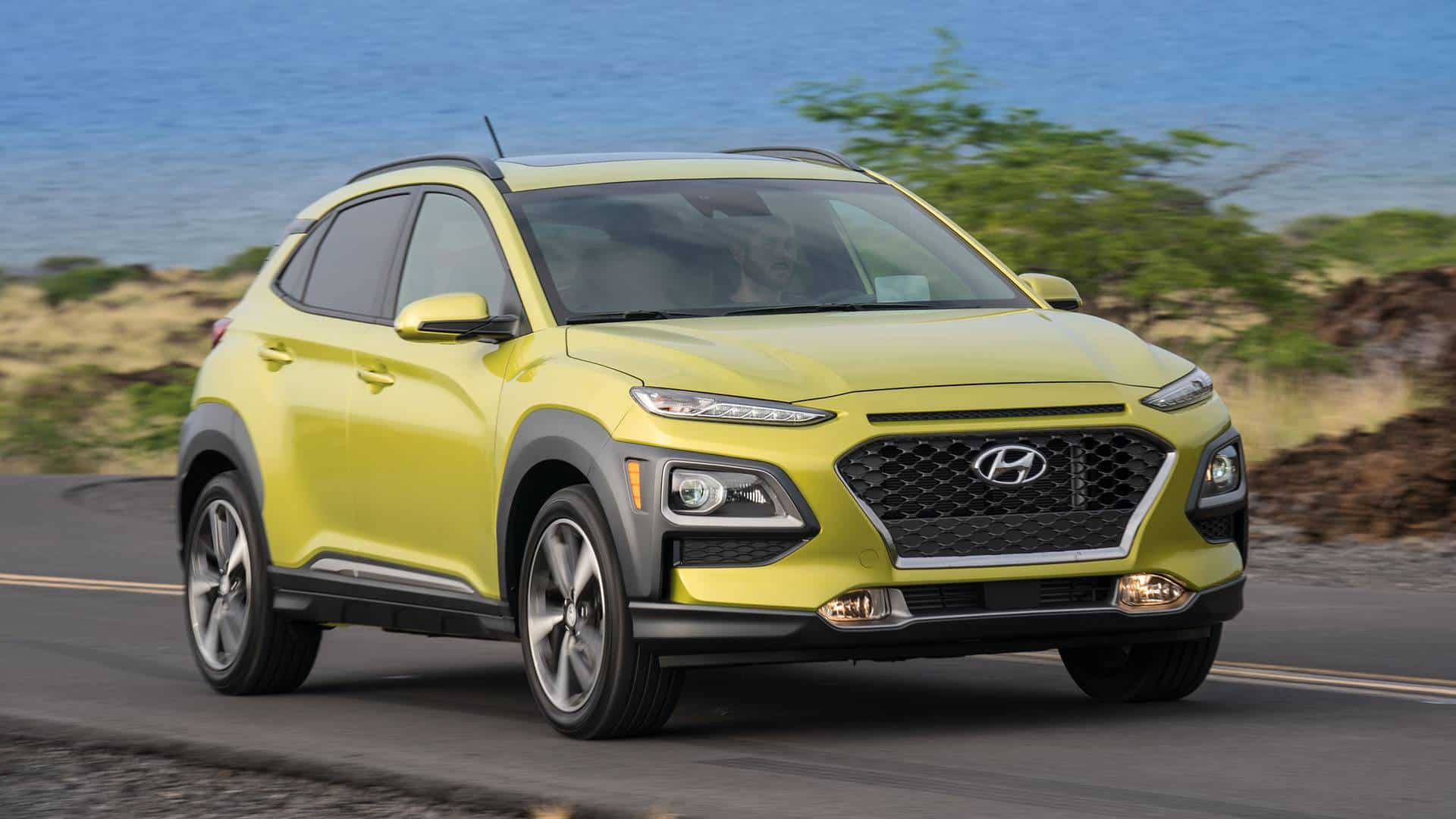 hyundai kona wins ajac s best small utility for 2019 indo canadian voice. Black Bedroom Furniture Sets. Home Design Ideas