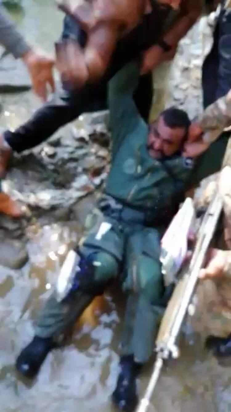 Injured Abhinandan fought captors, fired into air ...