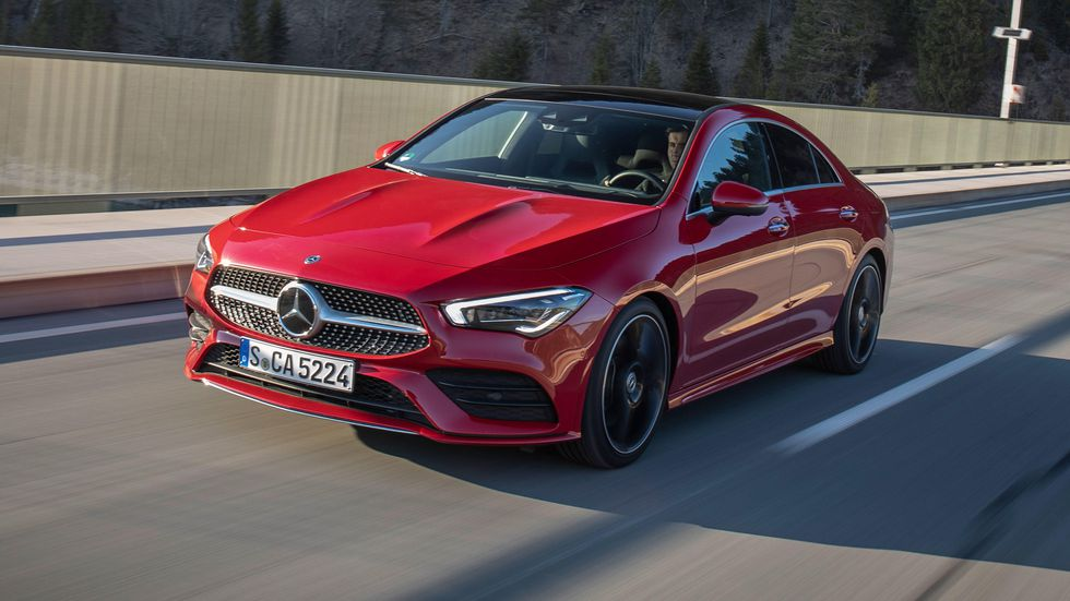 2020 Mercedes-Benz CLA 250 4MATIC Coupe: Top of the Class ...
